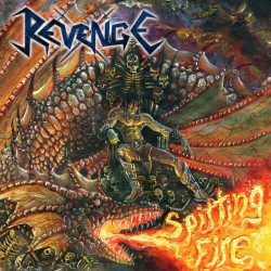 "Revenge - ""Spitting Fire"" (CD)"