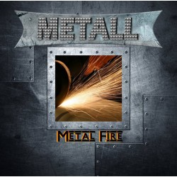 "Metall - ""Metal Fire"" (CD)"