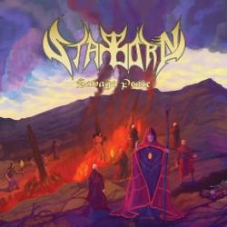 """Starborn - """"Savage Peace"""" (CD)"""