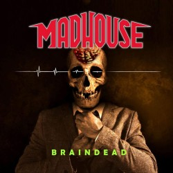 "Madhouse - ""Braindead"" (CD)"