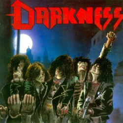 "Darkness - ""Death Squad"" (CD)"