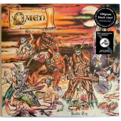 "Omen - ""Battle Cry"" (LP)"