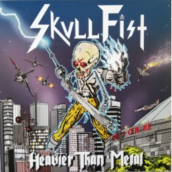 "Skull Fist - ""Heavier Than..."