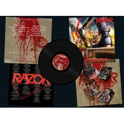 "Razor - ""Open Hostility"" (LP)"