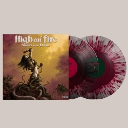 """High on Fire - """"Snakes for..."""