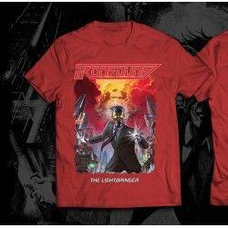 Ironbound - T-shirt (czerwony)
