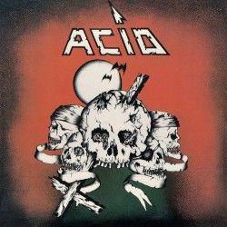 """Acid - """"Acid"""" (slipcase CD)"""