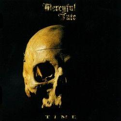 """Mercyful Fate - """"Time"""" (CD)"""
