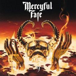 """Mercyful Fate - """"9"""" (CD)"""
