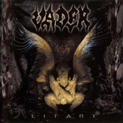 """Vader - """"Litany"""" (CD)"""