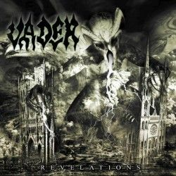 "Vader - ""Revelations"" (CD)"