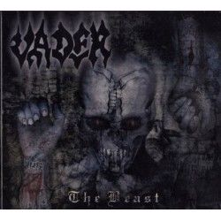 """Vader - """"The Beast"""" (CD)"""