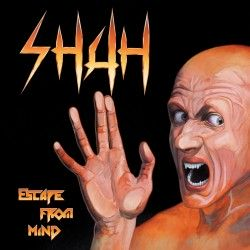 """Shah - """"Escape from Mind"""" (CD)"""
