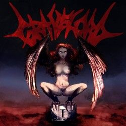 """Gravelord - """"I"""" (CD)"""
