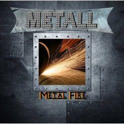 "Metall - ""Metal Fire"" (CD)"