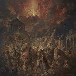 """Dark Quarterer - """"Pompei"""" (CD)"""