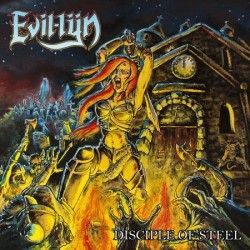 "Evil-Lÿn - ""Disciple of..."