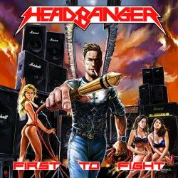 "Headbanger - ""First to..."
