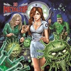 Metal Top 30 (CD)
