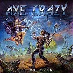"""Axe Crazy - """"Hexbreaker"""" (CD)"""