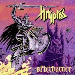 """Kryptos - """"Afterburner"""" (CD)"""