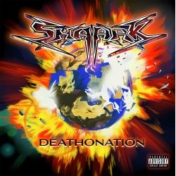 "Shaark - ""Deathonation"" (CD)"