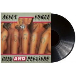 """Alien Force - """"Pain and..."""