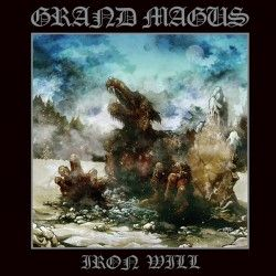 """Grand Magus - """"Iron Will"""" (CD)"""