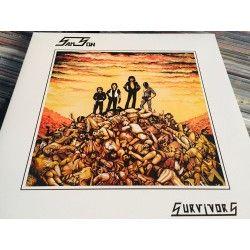 """Samson - """"Survivors"""" (LP)"""