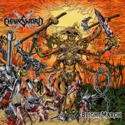 """Chainsword - """"Blightmarch""""..."""