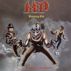 """MP - """"Bursting Out"""" (CD)"""