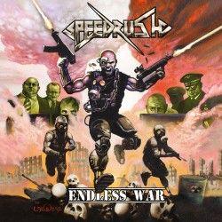 """Speedrush - """"Endless War"""" (CD)"""