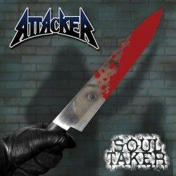 "Attacker - ""Soul Taker"" (LP)"