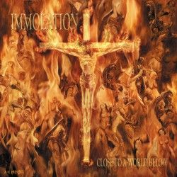 """Immolation - """"Close to a..."""