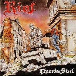 "Riot - ""Thundersteel"" (digiCD)"