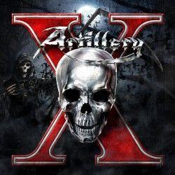 """Artillery - """"X"""" (digiCD)"""