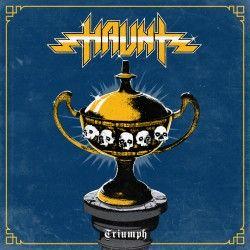 """Haunt - """"Triumph"""" (CD)"""
