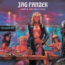 """Jag Panzer - """"Ample..."""