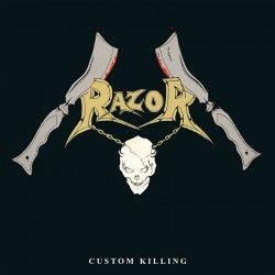 """Razor - """"Custom Killing""""..."""