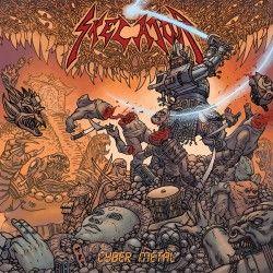 """Skelator - """"Cyber Metal"""" (CD)"""