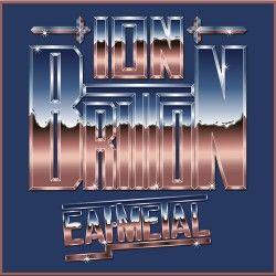 "Ion Britton - ""Eat Metal"" (CD)"